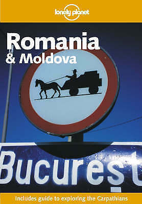 """""""AS NEW"""" Romania and Moldova (Lonely Planet Country Guides), Wildman, Kim, Willi"""