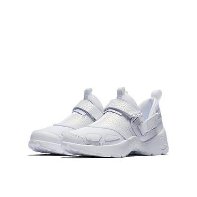 GS Jordan Trunner LX Premium Heiress Collection White//Platinum 897997 100 Sz 7