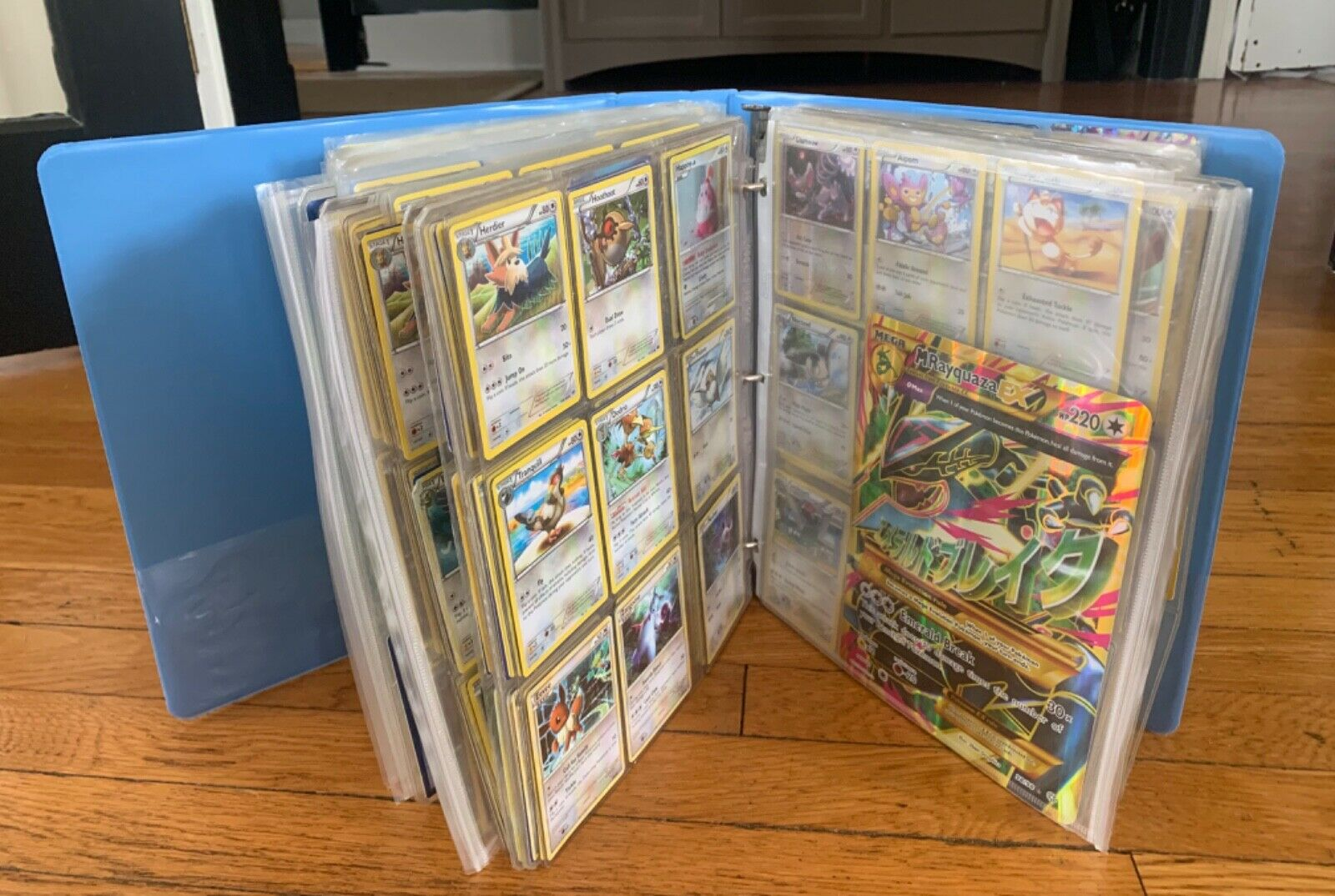 Pokemon Cards Cards Cards 1300+ CARD LOT common and uncommon types some rares. Random eras. 449808
