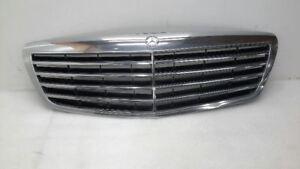07-08-09-MERCEDES-S550-W221-UPPER-CHROME-GRILLE-9113