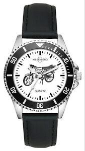 Geschenk Für Kreidler Florett Rs Fans Fahrer Kiesenberg Uhr L-2380 Uhren & Schmuck