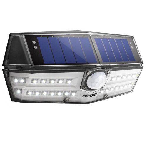 IP67 Waterproof 30LED Solar Power PIR Montion Sensor Security Light Lamp Outdoor