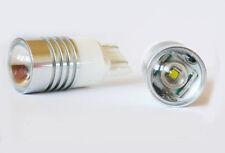 W21W 7440 T20 3156 WHITE CREE LED REVERSE CAR BULBS B