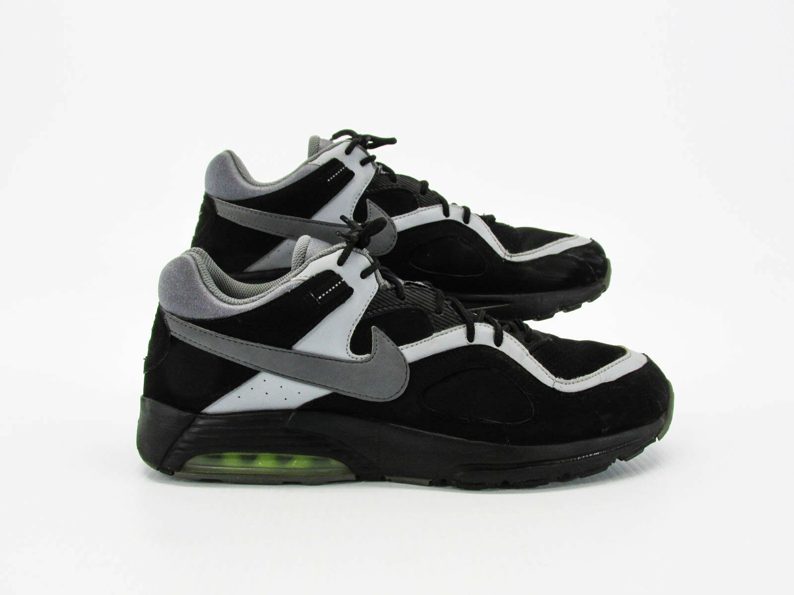 Nike Air Max Go Strong Men Black Training Shoes Size 12M Pre Owned CQ