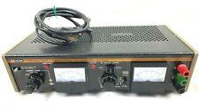 Dynascan Bk Precision Model 1601 Regulated Dc Power Supply 0 50v Pre Owned