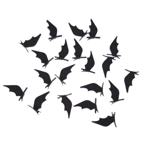 Devil Wings Bat Wings Hair Clip Cosplay Halloween Dress-up Costume Access KECA