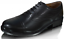 MENS REAL LEATHER LACE UP BROGUE SMART FORMAL CASUAL OFFICE BLACK TAN SHOES
