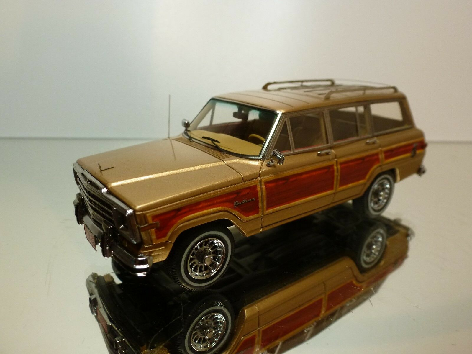 ventas al por mayor NEO SCALE MODELS 1 43 - JEEP GRAND GRAND GRAND WAGONEER 43525  - EXCELLENT CONDITION 28  mas barato