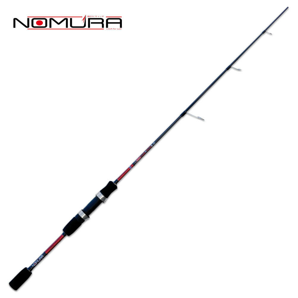 NM25510818 Canna Nomura Hiro Slow Pitch 180 Cm 40-80 Gr Pesca Spinning      CSP