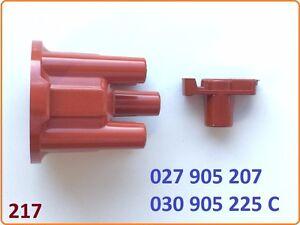 Zuendverteilerkappe-Zuendverteilerlaeufer-VW-026-905-207-030-905-225C