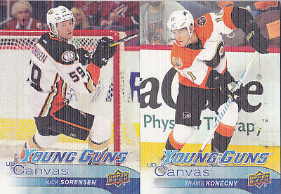 2016 17 Upper Deck Series I Young Guns RC U PICK from LIST Discounted S/&H