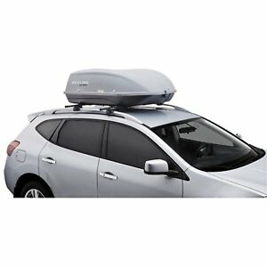 Car Suv Rooftop Cargo Box Case Hard Shell Carrier Lock Thule Storage Organizer 744110676990 Ebay