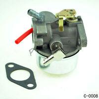 Carburetor Fit Tecumseh Sears Craftsman Mtd Yard Machine 6 6.25 6.5 6.75hp Fr Us