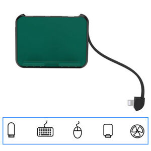 D31-Light-ning-Kartenleser-USB-Hub-OTG-Adapter-Handyhalter-Aufladen-iPad-iphone