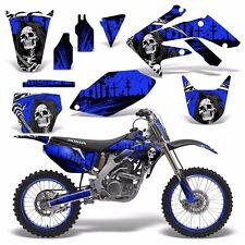 Full Graphics Kit Honda CRF250R Dirt Bike Decals CRF 250 R CRF250 06-09 REAP U