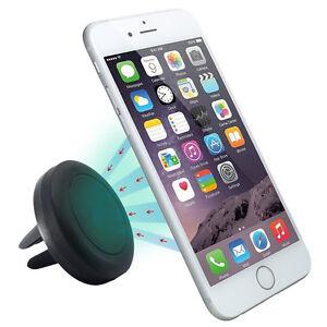 voiture support magn tique aimant a ration smartphone iphone samsung gps. Black Bedroom Furniture Sets. Home Design Ideas