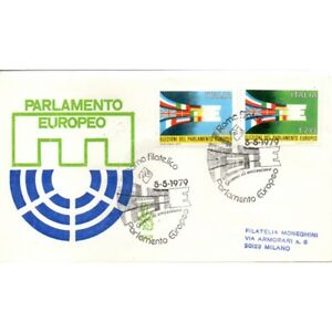 1979-FDC-Venetia-N-468-It-Italy-European-Parliament-MF60366