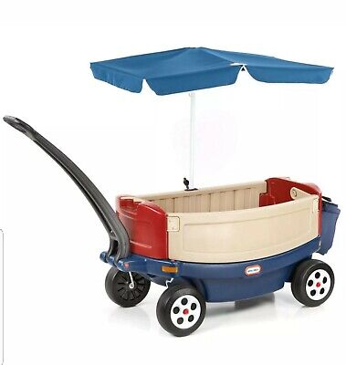 Little Tikes Wagon Umbrella Only Replacement Ebay