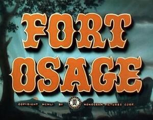 Westerns-FORT-OSAGE-1952-ROD-CAMERON-Monogram-CineColor-DVD-R-Region-2