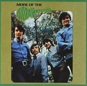 NEW-CD-Album-The-Monkees-More-of-the-Monkees-Mini-LP-Style-Card-Case