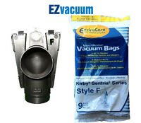 Kirby Sentria Vacuum Micro-Filtration Bags Style F - 9 835-9 Vacuum Cleaner Accessories