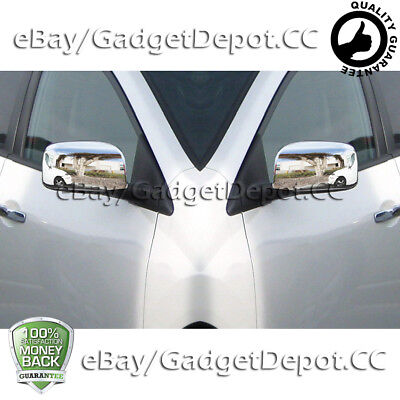 WITHOUT Passenger Keyhole A-PADS 4 Chrome Door Handle Covers For Toyota VENZA 2009 2010 2011 2012