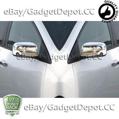 For Nissan Rogue 2008-2013 Chrome Mirror 4 Door Handles Covers Smart Kh