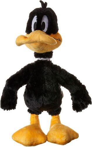 "Warner Bros Daffy Duck Collectible Plush 23/"" Tall Black"