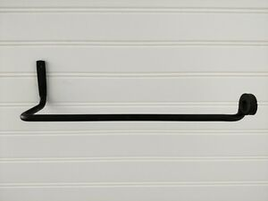 Image Is Loading Amish Forged Wrought Iron Paper Towel Bar Strong