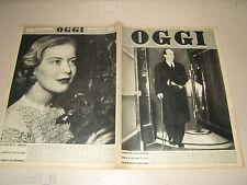 OGGI=1953/15=JOHN REGINALD CHRISTIE=ALICE PRIN=FRANCESCO MESSINA=RINA MORELLI=