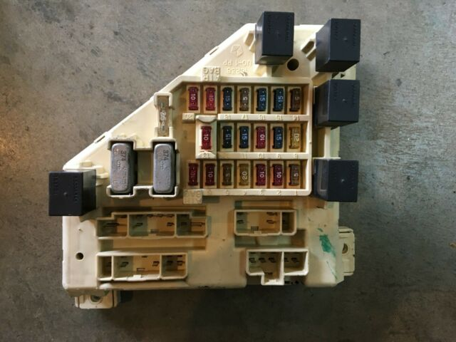 93 94 95 96 97 1996 DODGE INTREPID FUSE BOX UNDER DASH | eBay