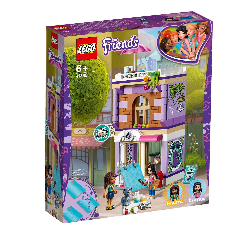 LEGO LEGO LEGO Friends Olivias Cupcake-Café 41366 41365 41360 Emmas studio N1 19  | Ausgewählte Materialien  8fb799