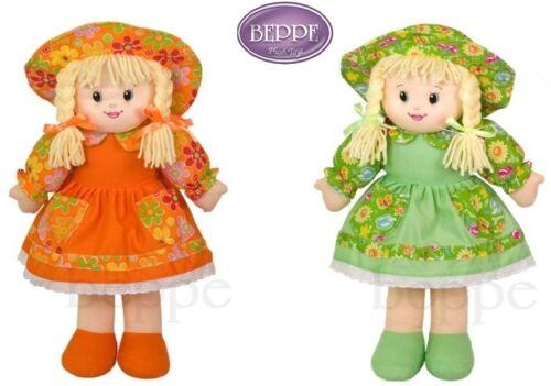 Bambola di pezza da 50 - 35cm peluche in tessuto da 0+ anni originale