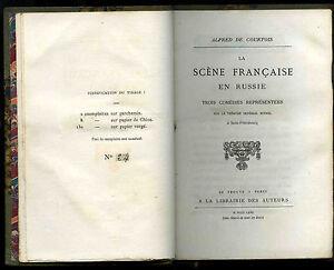 La-Scene-Francaise-en-Russie-3-comedies-representees-a-Saint-Petersbourg-1866