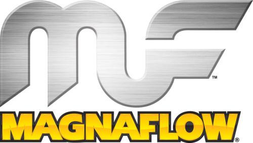 Magnaflow 93441 Direct Fit Bolt-On High-Flow Catalytic Converter OBDII