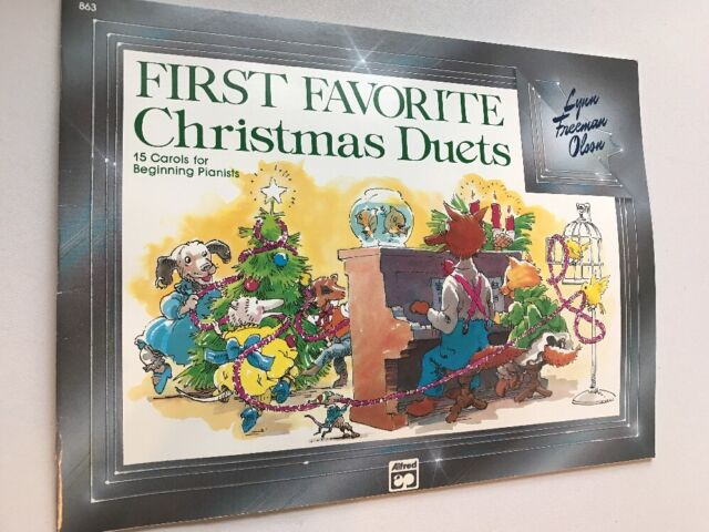 Famous christmas duets