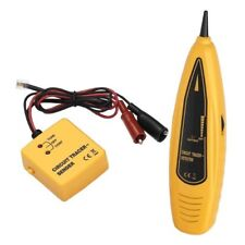Wire Tracer Amp Circuit Tester With Rj 11 Plug And Alligator Clips Tone And Pro