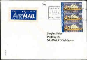 Cover-2001-Australia-to-Veldhoven-International-Post