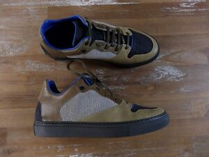 Image is loading BALENCIAGA-sneakers-low-top-Paris-mens-authentic-Size-