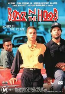 Boyz-039-N-The-Hood-DVD-NEW-Region-4-Australia