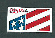 Estados Unidos - Billeterias Yvert 1 ** Mnh Bandera