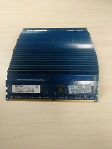 Elpida 2gb 2Rx8 PC2-6400U-666 DDR2 RAM Memory Pulled from a Working Desktop