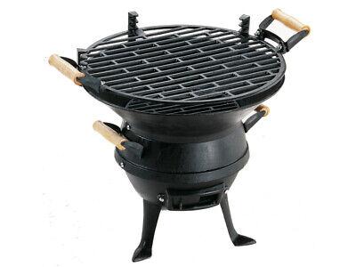 Grille en fonte, Landmann barbecue à gaz