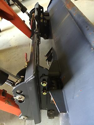 Almost Gone!! QUICK ATTACH CONVERSION FOR TRACTOR FRONT  END LOADER. Free Ship
