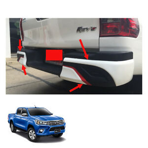 FITT CHROME SIDE VENT COVER TRIM FIT FOR TOYOTA HILUX REVO M70 M80 2015-ON