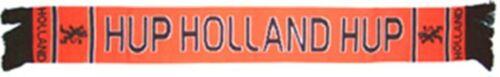 "Scarf Echarpe NEU Holland Schal /""HUP HOLLAND HUP/"" Je Maintiendrai FAN"