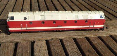 Imparato Gützold 34320 Lokgehäuse Diesel Br 119 139-4 Dr Ep.4 Lok Del Bw Probstzella-mostra Il Titolo Originale Gamma Completa Di Articoli