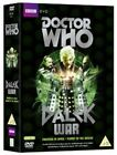 Doctor Who Dalek War Frontier in Space Planet of The Daleks DVD 1973