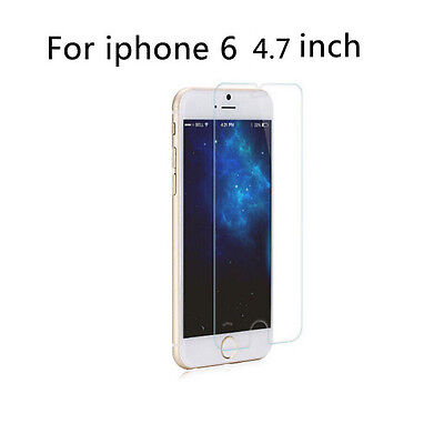 Screen Protector Tempered Glass Protective Film For iPhone5S 6S 7 7plus SE+