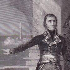 Maréchal André Masséna Siège de Gênes GENOVA Napoléon Bonaparte Campagne Italie